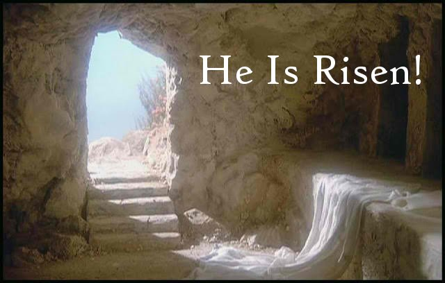 Image result for he is risen catholic